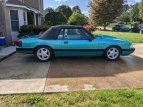 1991 Ford Mustang LX V8 Convertible for sale 101609383