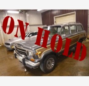 1991 Jeep Grand Wagoneer for sale 101196960