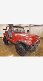 1991 Jeep Wrangler 4WD S for sale 101214436