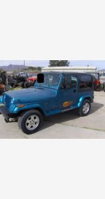 1991 Jeep Wrangler for sale 101489706