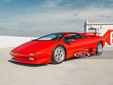 1991 Lamborghini Diablo Coupe for sale 101500102