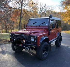 1991 Land Rover Defender 90 for sale 101136244