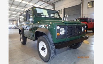 1991 Land Rover Defender 90 for sale 101247791