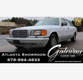 1991 Mercedes-Benz 300SEL for sale 101100316
