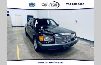 1991 Mercedes-Benz 420SEL for sale 101618562