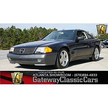 1991 Mercedes-Benz 500SL for sale 101095548