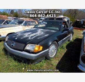 1991 Mercedes-Benz 500SL for sale 101114491