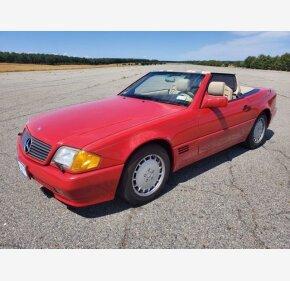 1991 Mercedes-Benz 500SL for sale 101343209