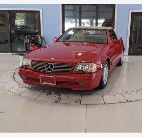 1991 Mercedes-Benz 500SL for sale 101359986