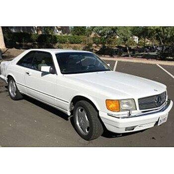 1991 Mercedes-Benz 560SEC for sale 101194208