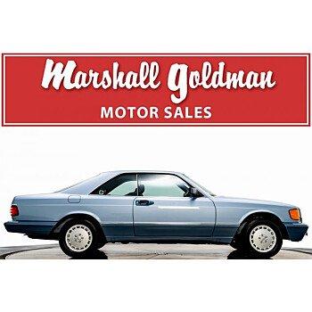 1991 Mercedes-Benz 560SEC for sale 101217053