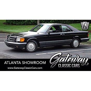 1991 Mercedes-Benz 560SEC for sale 101369653
