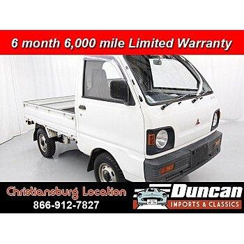 1991 Mitsubishi Minicab for sale 101216185