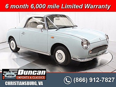 1991 Nissan Figaro for sale 101536660