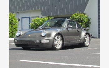 1991 Porsche 911 Turbo Coupe for sale 101185428