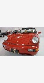 1991 Porsche 911 Cabriolet for sale 101302893