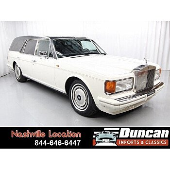 1991 Rolls-Royce Silver Spur for sale 101013096