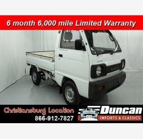 1991 Suzuki Carry for sale 101108009