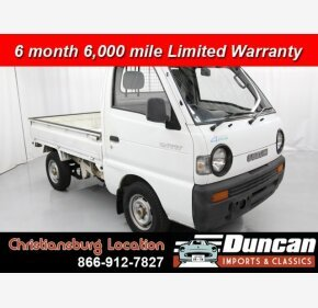 1991 Suzuki Carry for sale 101248443