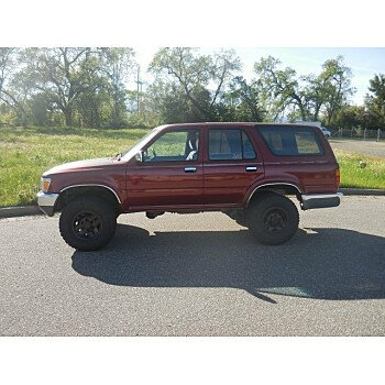 1991 Toyota 4Runner 4WD SR5 for sale 101112986