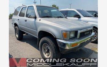 1991 Toyota 4Runner for sale 101368057