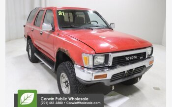 1991 Toyota 4Runner for sale 101431976
