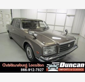 1991 Toyota Century for sale 101012964