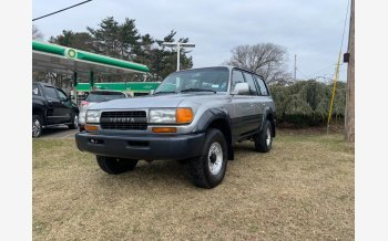 1991 Toyota Land Cruiser for sale 101491018