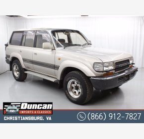 1991 Toyota Land Cruiser for sale 101461170