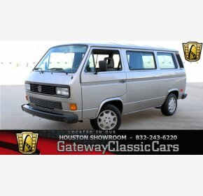 1991 Volkswagen Vanagon for sale 101061662