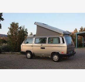1991 Volkswagen Vanagon GL Camper for sale 101205718