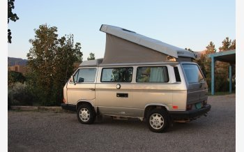 1991 Volkswagen Vanagon GL Camper for sale 101205718