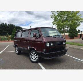 1991 Volkswagen Vanagon for sale 101246058