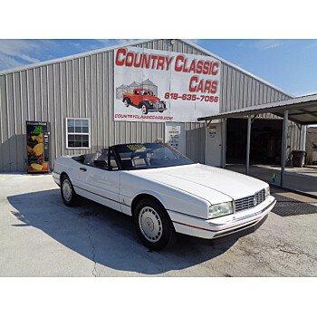 1992 Cadillac Allante for sale 101167925