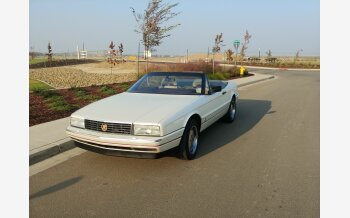 1992 Cadillac Allante for sale 101200384