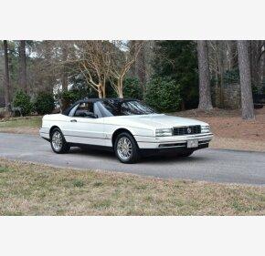 1992 Cadillac Allante for sale 101457390