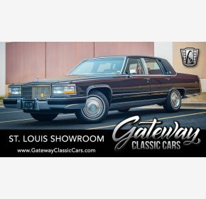 1992 Cadillac Brougham for sale 101280504