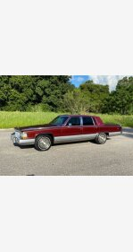 1992 Cadillac Brougham for sale 101353820