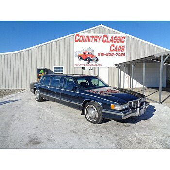 1992 Cadillac De Ville for sale 100934610