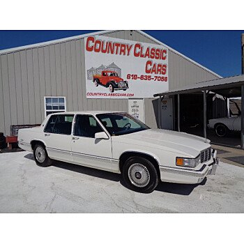 1992 Cadillac De Ville Sedan for sale 101298755