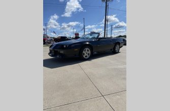 1992 Chevrolet Camaro RS Convertible for sale 101438142