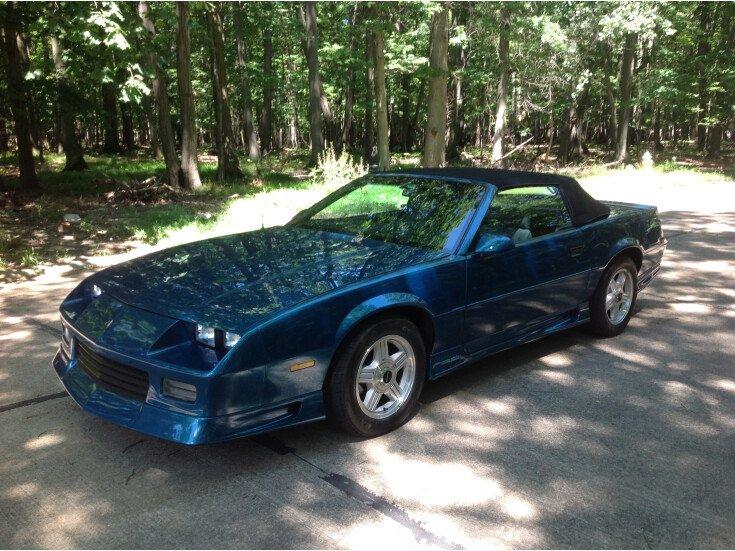 1992 Chevrolet Camaro RS Convertible for sale near Avon Lake