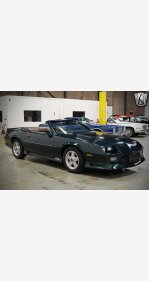1992 Chevrolet Camaro RS Convertible for sale 101221260