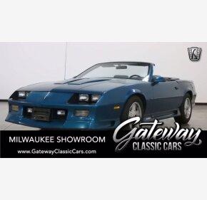 1992 Chevrolet Camaro Z28 for sale 101462256