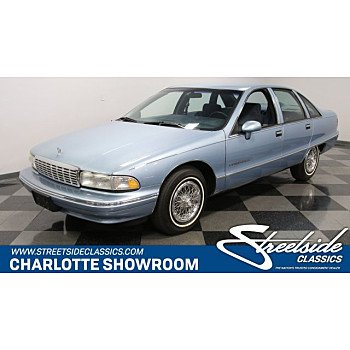 1992 Chevrolet Caprice for sale 101175095