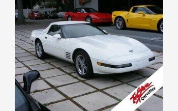 1992 Chevrolet Corvette Convertible for sale 100862815