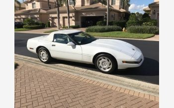 1992 Chevrolet Corvette Convertible for sale 101125527