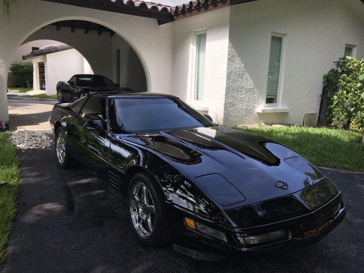 1992 Chevrolet Corvette Coupe for sale 101371739