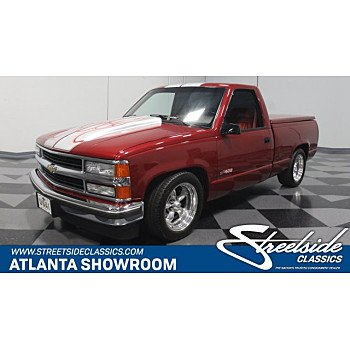 1992 Chevrolet Silverado 1500 2WD Regular Cab for sale 100970133