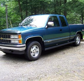 1992 Chevrolet Silverado 1500 4x4 Extended Cab for sale 101193396
